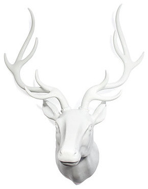 "Deer Head - 39""H rustic-home-decor"