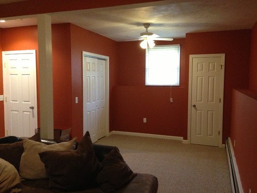 Man cave ideas small room http www houzz com discussions 257621 help