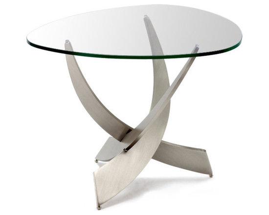 Reef End Table by Elite Modern -
