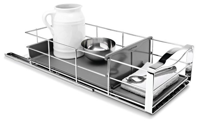 9 inch cabinet organizer