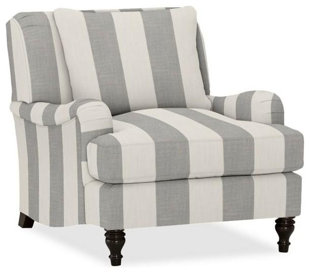 Carlisle Upholstered Armchair Perennials Performance