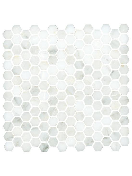 Lansdale Carrara Mosaic -