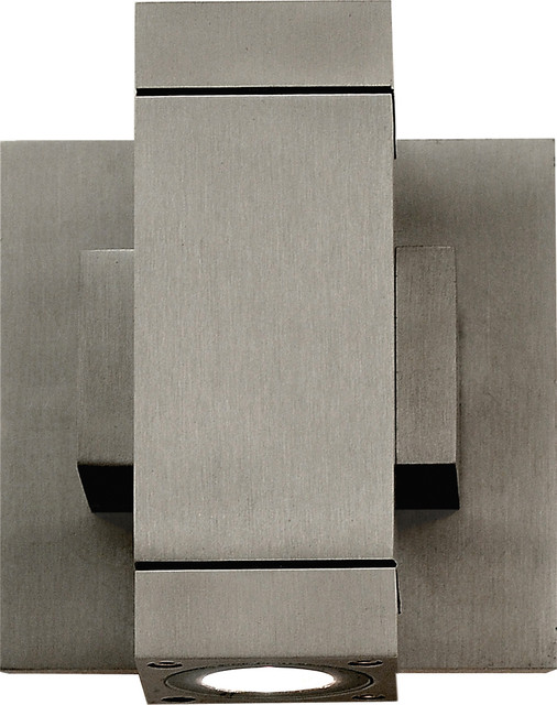Taos Square LED Wall Sconce by Edge Lighting modern-wall-sconces