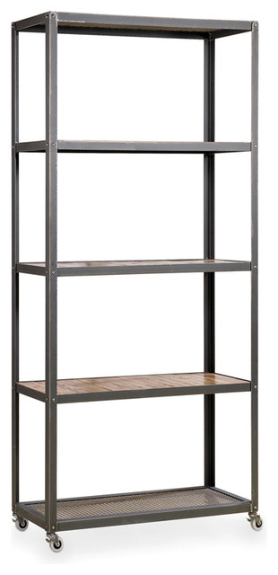 Charleston Forge Warehouse Large Etagere contemporary-bathroom-cabinets-and-shelves