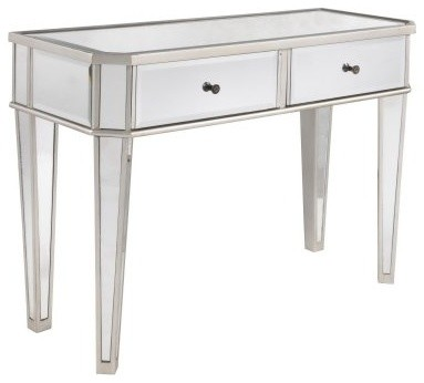 Powell Parcel Console Table With Drawers Products on Houzz