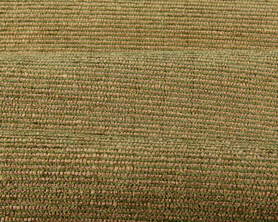 Directional Chenille Upholstery in Olive - Directional Chenille Upholstery in Olive Green & Tan Stripes. A hearty, textured fabric that is neutral. Designer fabric available online at a discount. Made in the USA with 59% cotton and 41% rayon with a width of 54″. Cleaning Code S. Passes 30,000 double rubs on the Wyzenbeek Method abrasion test.