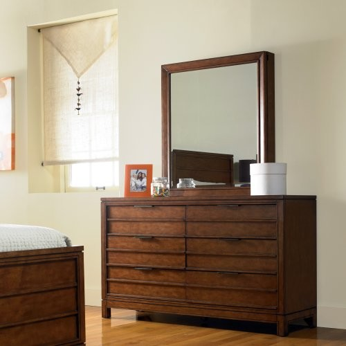 Carter 6 Drawer Dresser contemporary-dressers-chests-and-bedroom-armoires