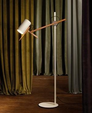 Scantling Floor Lamp modern-floor-lamps