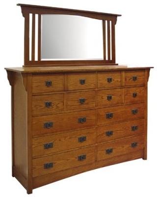Bradford 10-Drawer Dresser modern-dressers-chests-and-bedroom-armoires