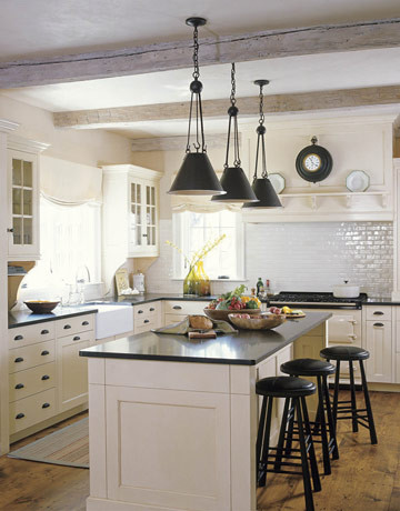 White Kitchen traditional