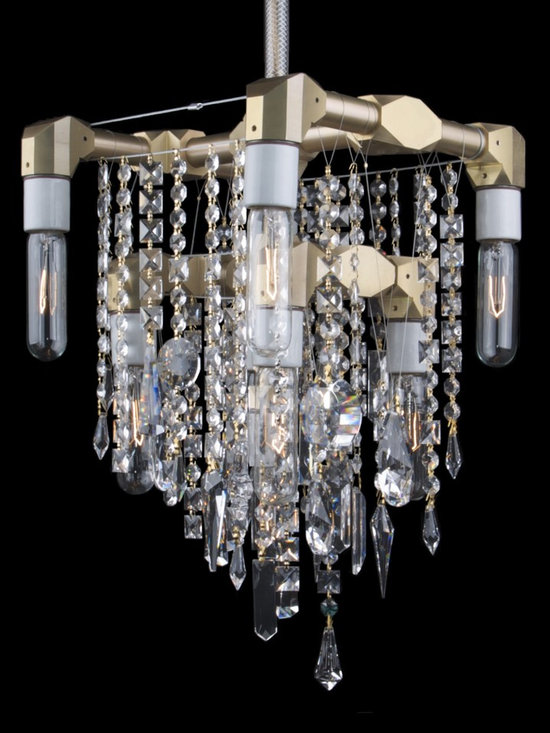 Michael McHale Designs - Bryce Collection Grand Chandelier -