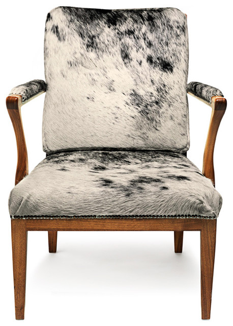 Armchair 868 Walnut contemporary-armchairs-and-accent-chairs