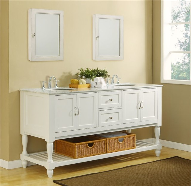Vintage Bathroom Vanities Traditional