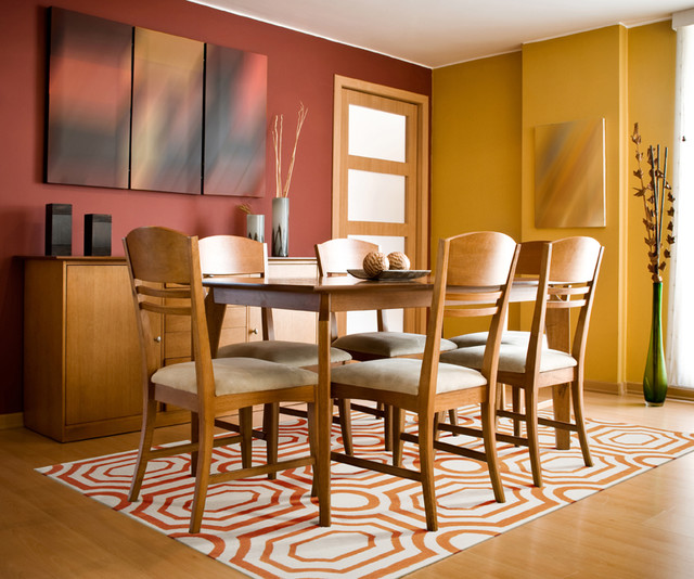 hudson park rug hdp 2009 by angelo surmelis contemporary dining room