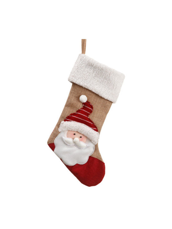 Silk Plants Direct - Silk Plants Direct Santa Stocking (Pack of 6) - Pack of 6. Silk Plants Direct specializes in manufacturing, design and supply of the most life-like, premium quality artificial plants, trees, flowers, arrangements, topiaries and containers for home, office and commercial use. Our Santa Stocking includes the following: