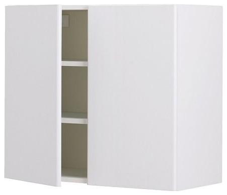 AKURUM Top cabinet to fridge/freezer modern-kitchen-cabinetry