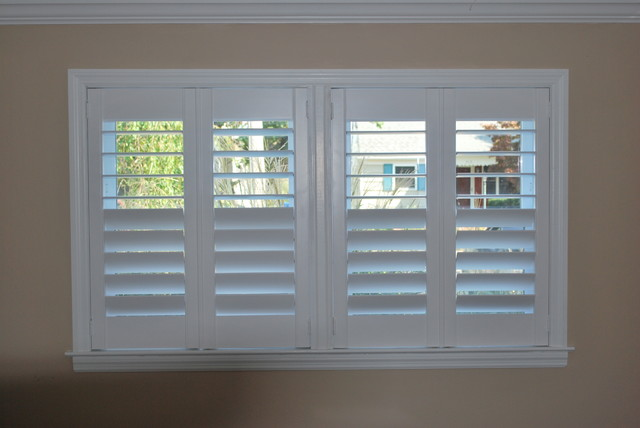 White Plantation Shutters - new york - by ASAP Blinds