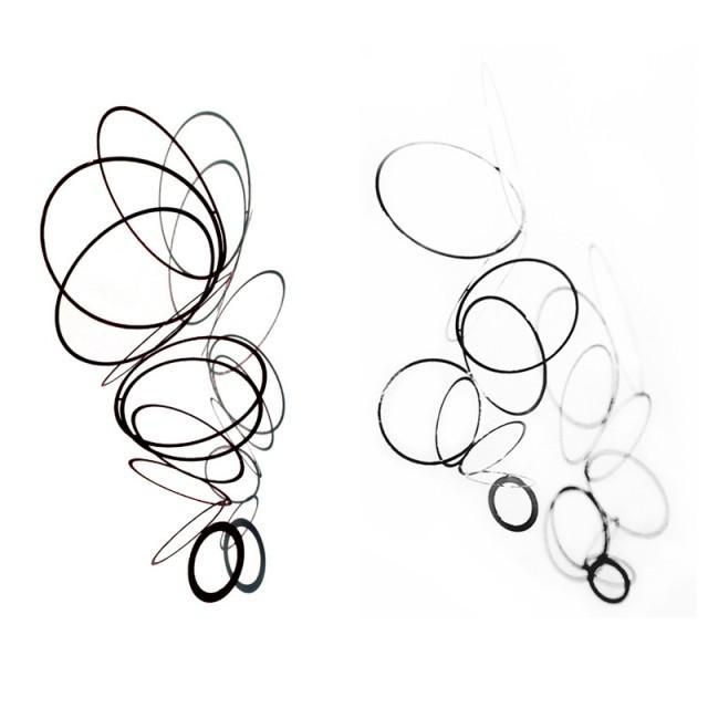 Tangent Mobiles modern-artwork