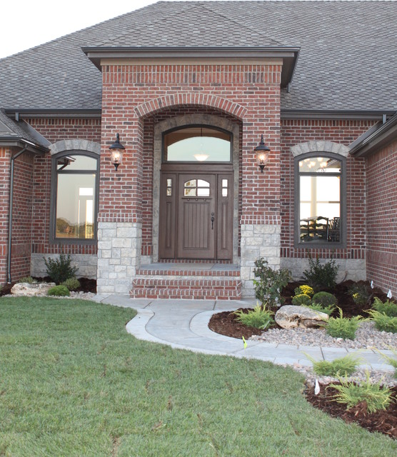 Grand Merimont Model Home traditional