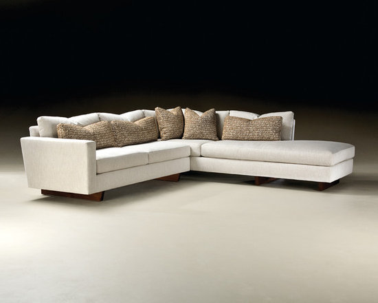 Clip (straight) Sectional from Thayer Coggin -