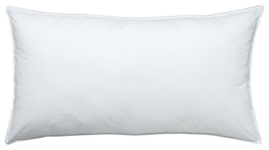 Down Alternative King Pillow - Modern - Bed Pillows - by Crate&Barrel