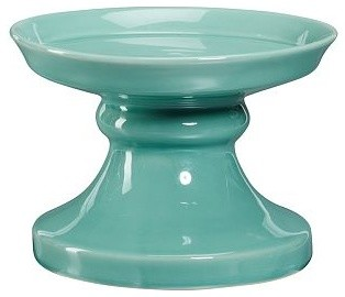 Rhodes Colorful Ceramic Drink Dispenser Stand Turquoise