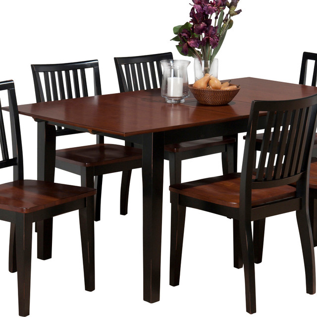 Jofran 841-66 Madison County Rectangle Dining Table With