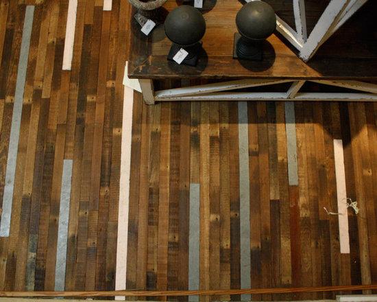 Reclaimed Flooring -