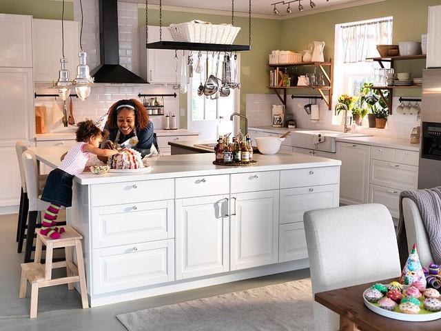 Kitchen Kitchen cabinets Countertops Kitchen Appliances IKEA