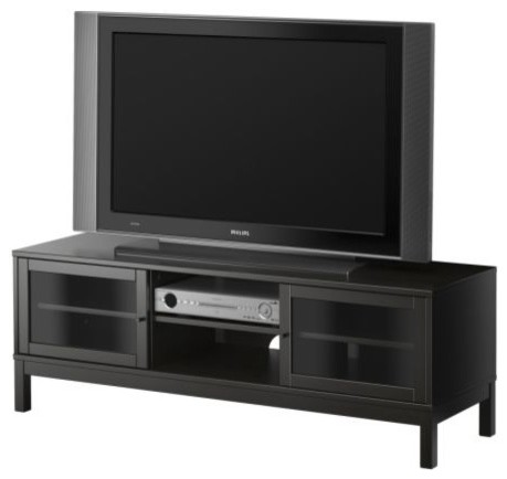 Linnarp tv unit scandinavian entertainment centers and for Entertainment cabinets ikea