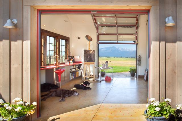 Studio contemporary-home-office