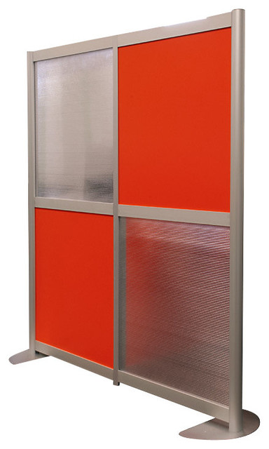 Loft Wall Low Height Room Partition LW41LH modern-screens-and-room-dividers