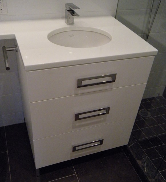 Small Bathroom Vanity Drawers : Small drawer vanity modern bathroom vanities and