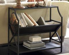 Bookshelf transitional-bookcases