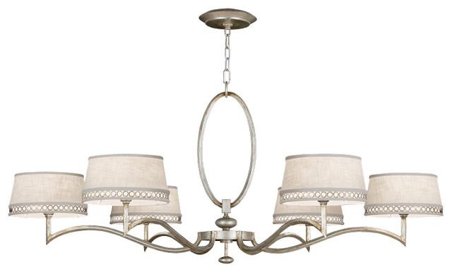 Allegretto Silver Chandelier, 771740ST traditional-chandeliers