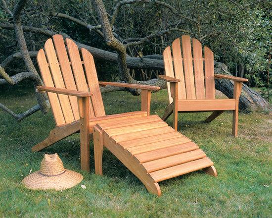 Kingsley Bate Adirondack Chairs -