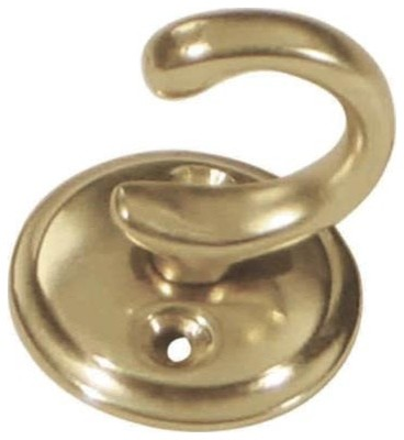 SINGLE ROBE HOOK #2558 traditional-robe-and-towel-hooks