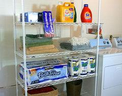 Garage & Laundry Room Storage
