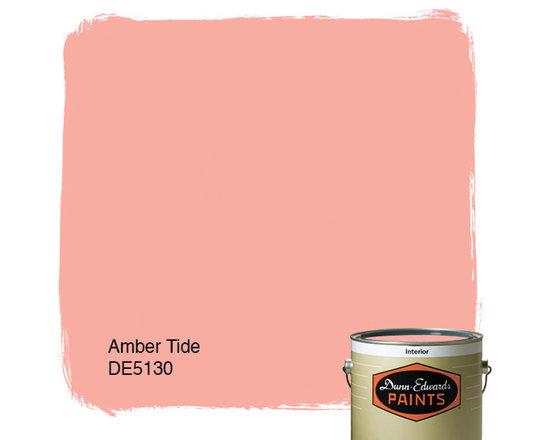 Dunn-Edwards Paints Amber Tide DE5130 -