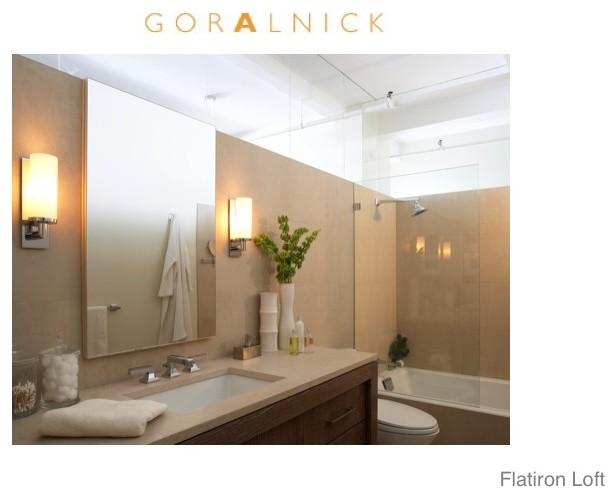 Barry Goralnick modern-bathroom