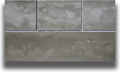 Gray Cement Tile : Natural grey concrete tiles orange county by ecrete