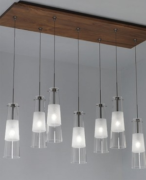 Bonn Low Voltage Chandelier Kit 7 Lights Modern Chandeliers By Interi