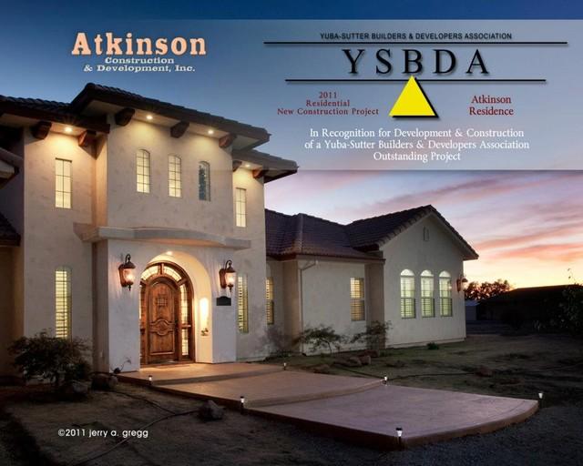 Atkinson Residence mediterranean
