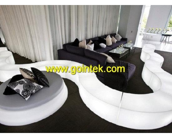 led table stool, led bar table stool -