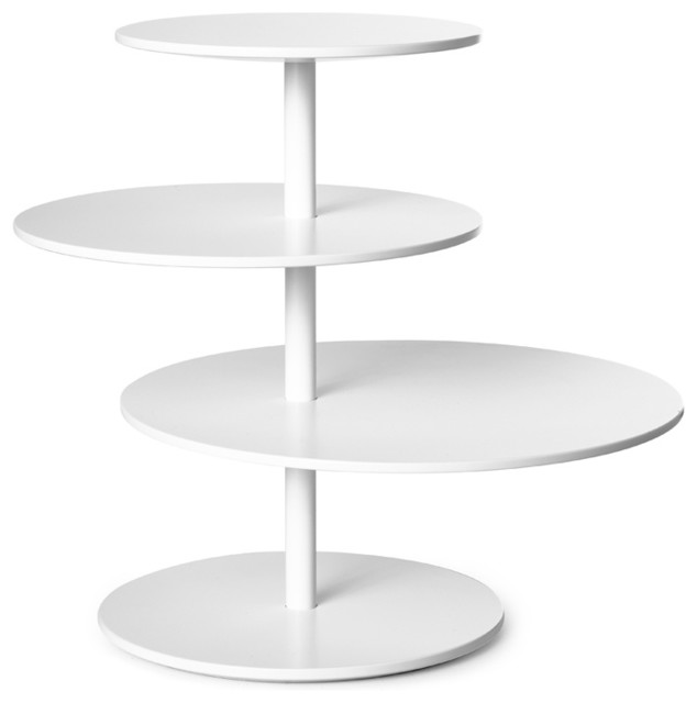 Design House Stockholm Twist Table modern-side-tables-and-end-tables