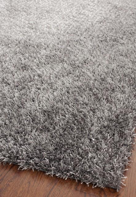 Safavieh Paris Shag Sg531 Grey Grey Area Rug