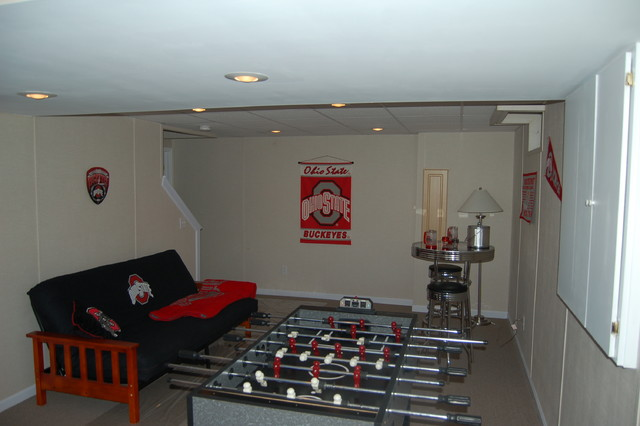 Basement Remodeling Projects executed by our TBF Dealers. eclectic
