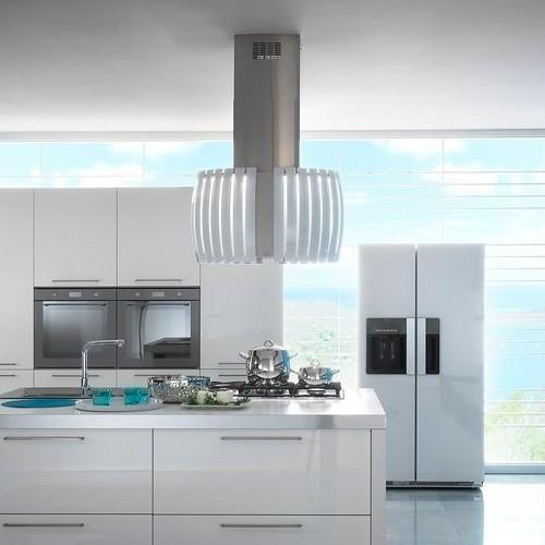Pearl White By Futuro Futuro Designer Glass Island