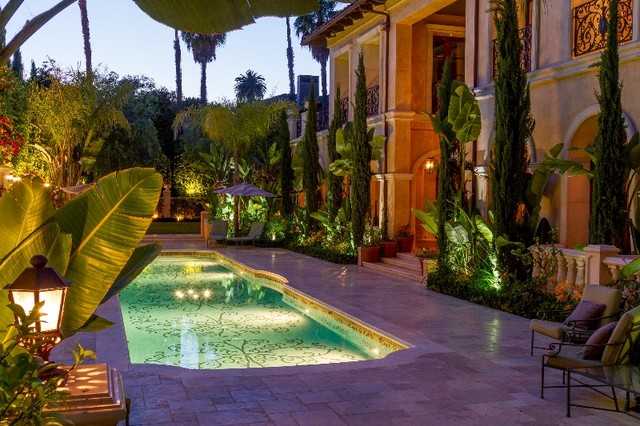 Swimming Pool Contractor Builder Construction Los Angeles