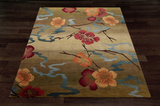 Studio Collection Carpet # 25543 contemporary-rugs